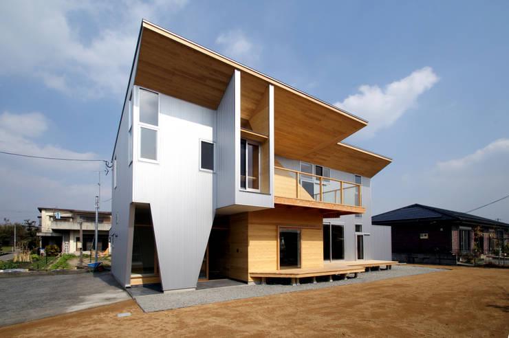 福岡・X : 塔本研作建築設計事務所が手掛けた家です。