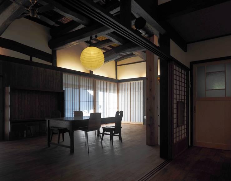 リビング・ダイニング: 土公建築・環境設計室   DOKO Archtecture & Environmental Designsが手掛けたです。