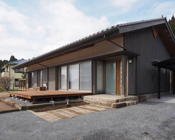 外観: 土公建築・環境設計室   DOKO Archtecture & Environmental Designsが手掛けたです。
