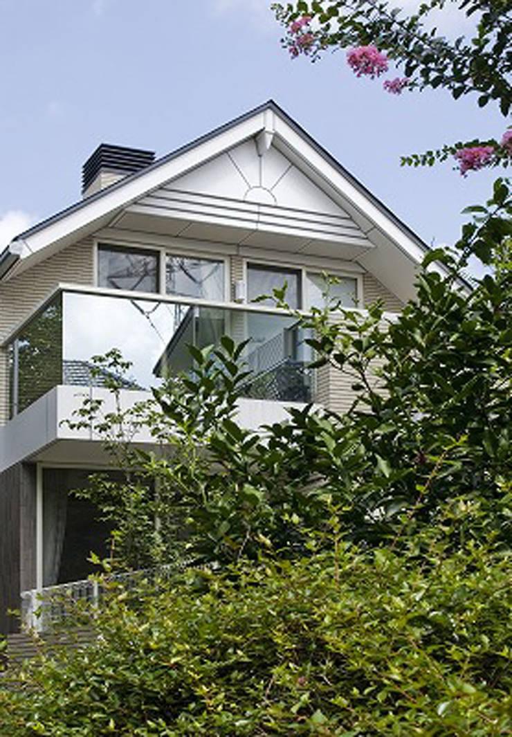 外観1: 株式会社 間瀬己代治設計事務所が手掛けた家です。