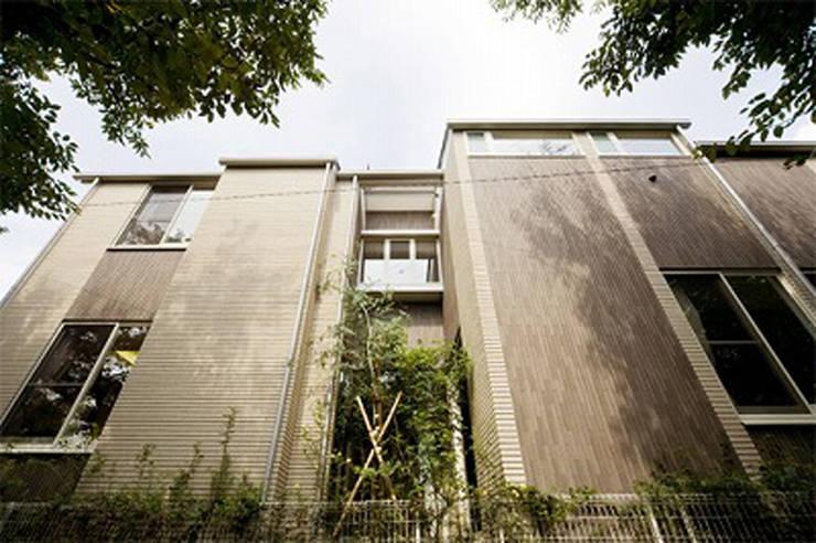 外観3: 株式会社 間瀬己代治設計事務所が手掛けた家です。