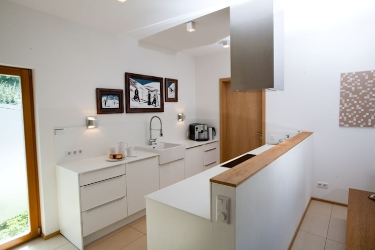廚房 by RENSCH-HAUS GMBH