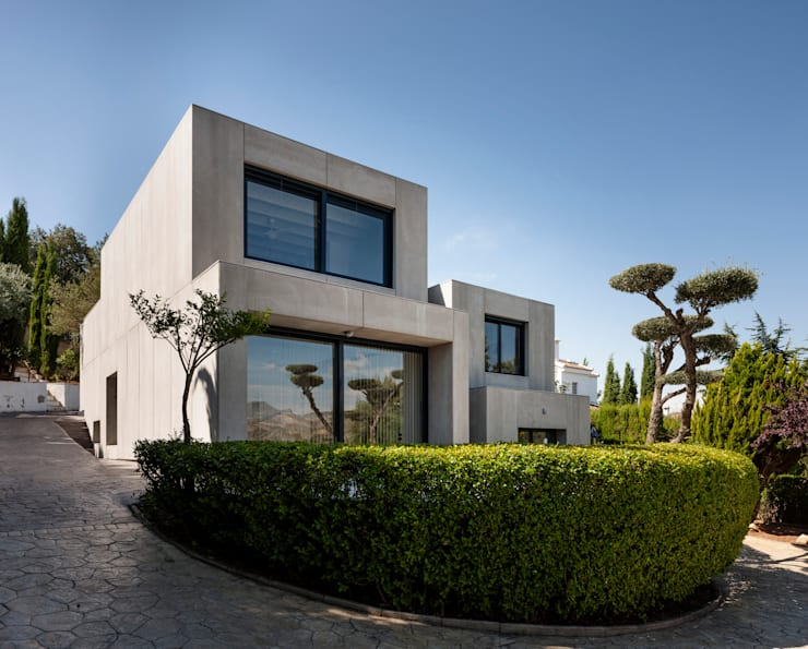 Houses by ariasrecalde taller de arquitectura