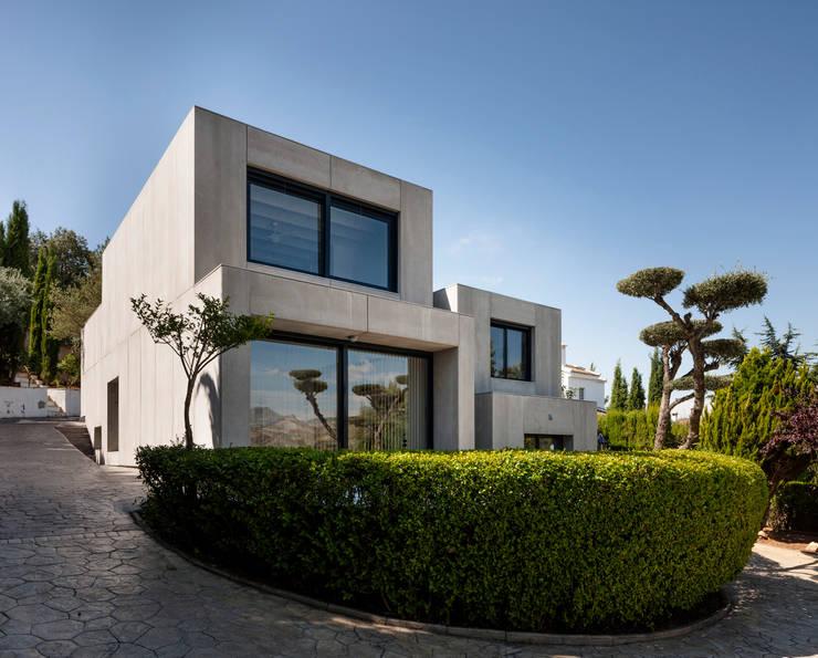 Projekty,  Domy zaprojektowane przez ariasrecalde taller de arquitectura
