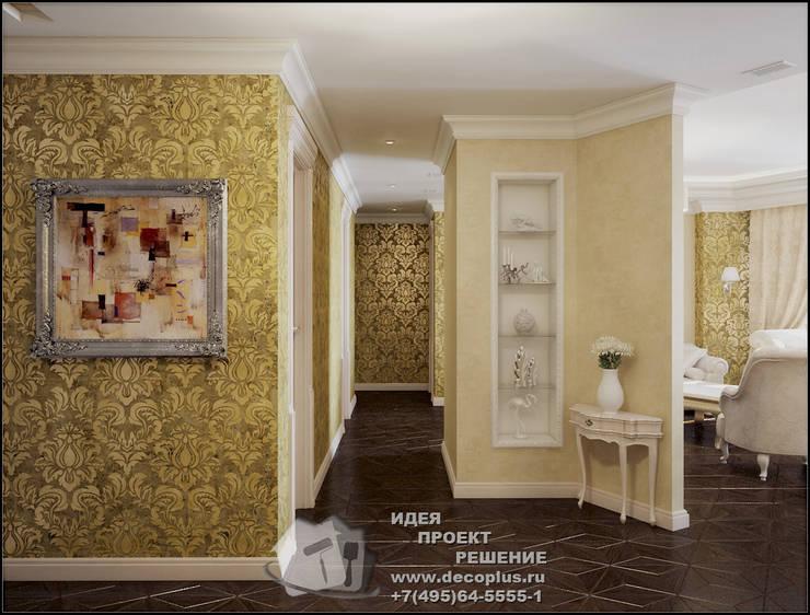 Дизайн прихожей, фото интерьера: Коридор и прихожая в . Автор – Бюро домашних интерьеров