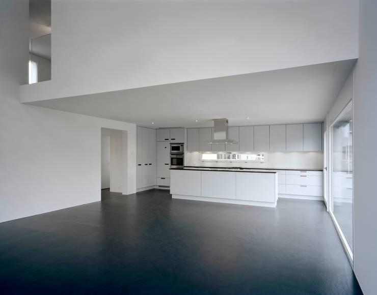 Keuken door mischa badertscher architekten ag