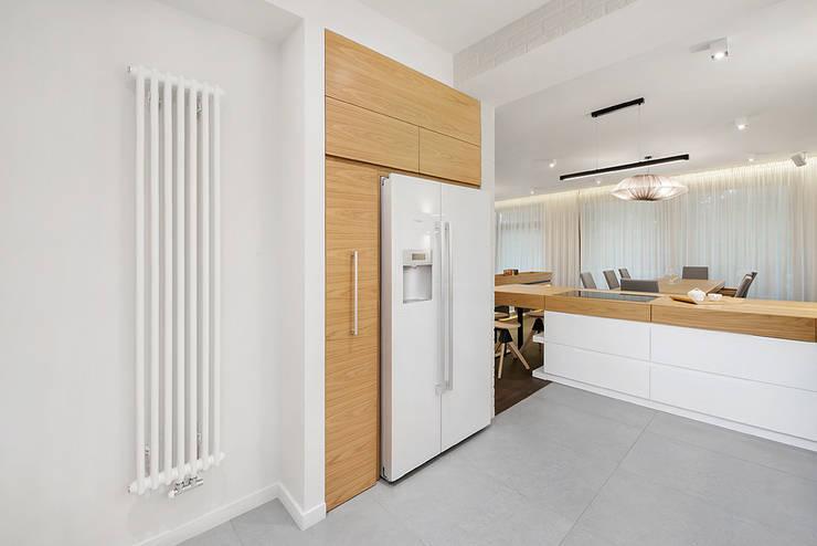 Wrocław / Biskupin, dom – 365m2: styl , w kategorii Kuchnia zaprojektowany przez razoo-architekci