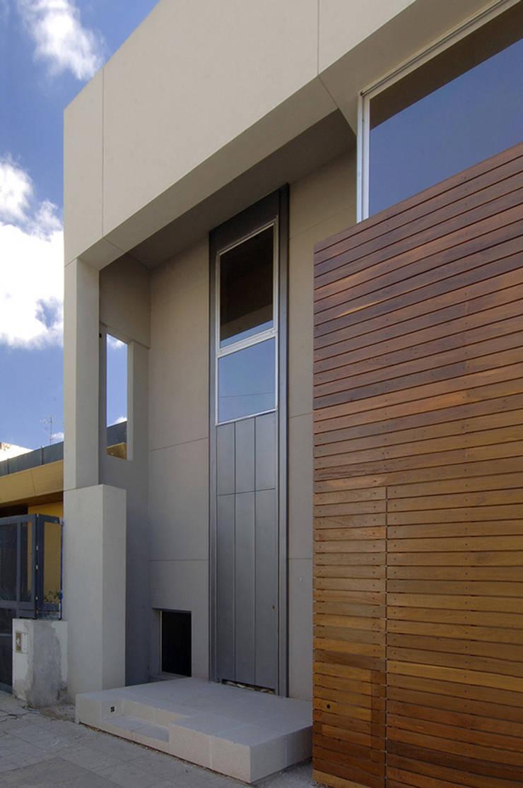 Casas  por Estudio Sespede Arquitectos, Moderno