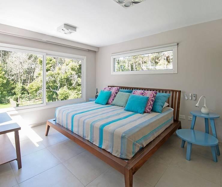 Slaapkamer door Estudio Sespede Arquitectos