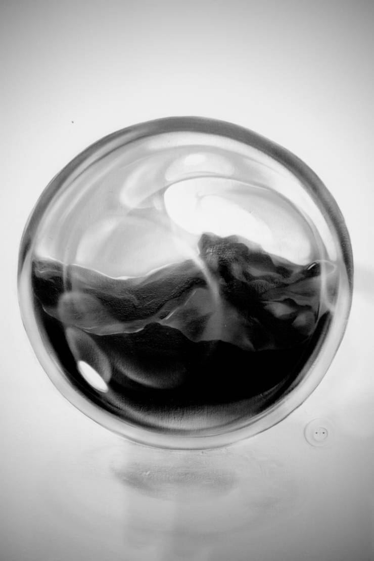 Черная сфера : Спальни в . Автор – Sergei Zyrianov ,