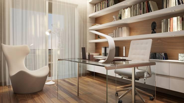 White Timeless:   por Spaceroom - Interior Design