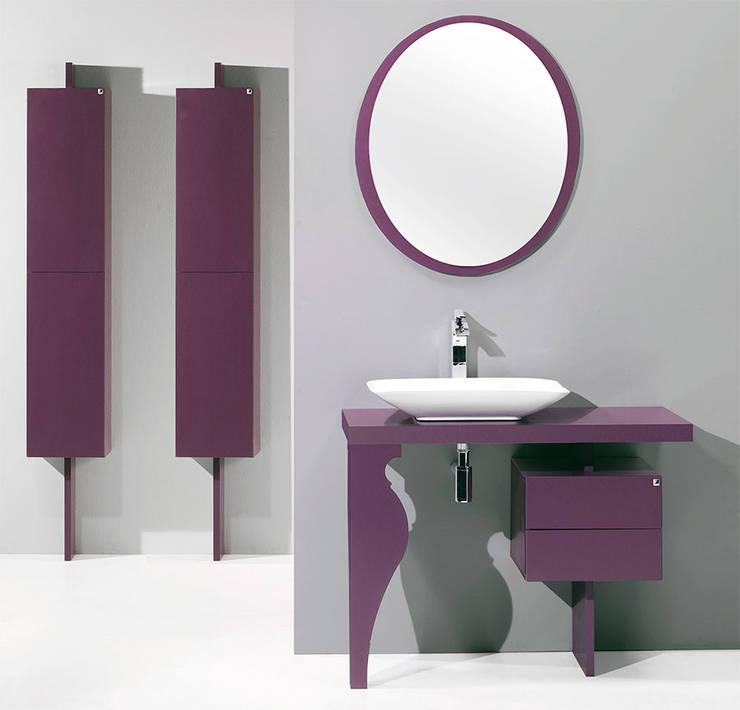 Bathroom by Bañoweb