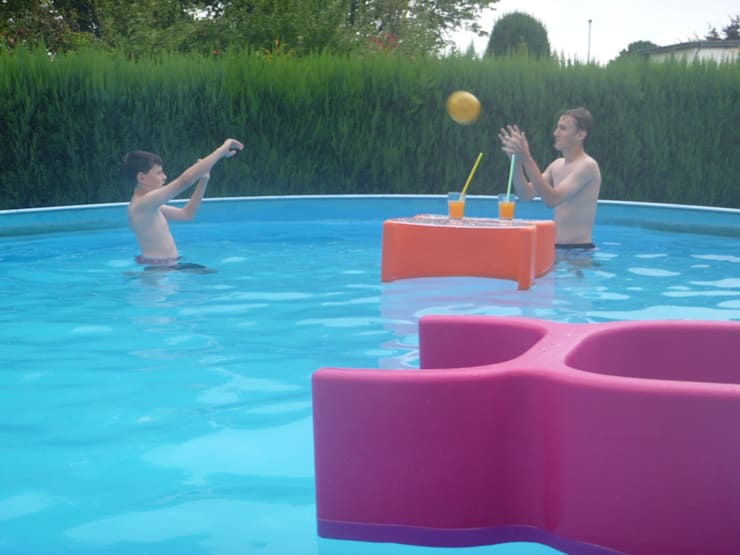 Max - als Poolbar:  Pool von MDCplus Design