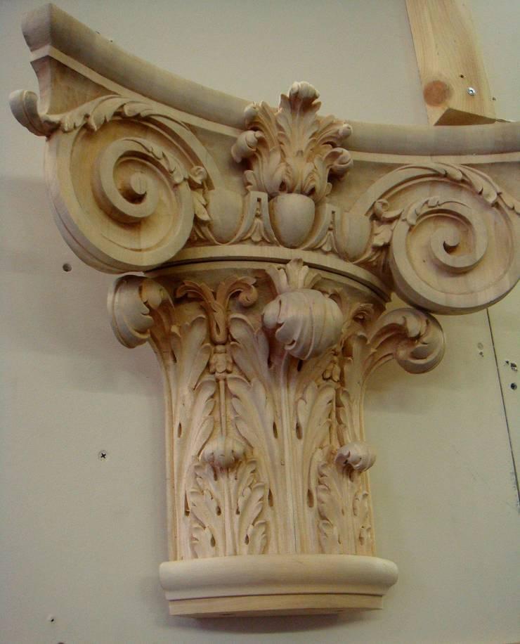 Декор: Стены и пол в . Автор – inkonwood
