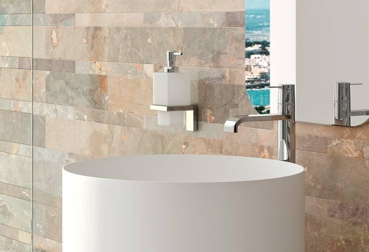Accesorios de baño - Colección MIA - BAÑO DISEÑO: Baños de estilo  de Baño Diseño