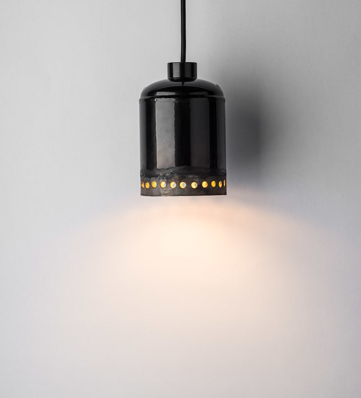 EX 03: styl , w kategorii  zaprojektowany przez Firelamps,Industrialny