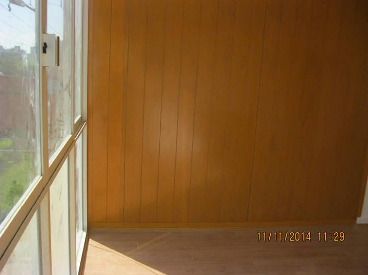 Lambrin: Paredes y pisos de estilo  por Fixing