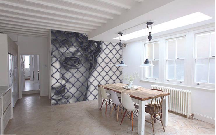 牆壁與地板 by Creativespace
