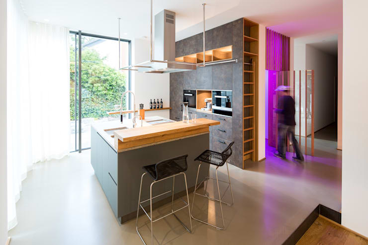 Modern Kitchen by schulz.rooms Modern