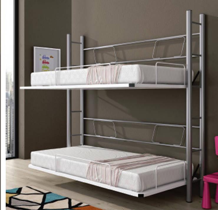 Camera da letto in stile in stile Moderno di Avant Haus