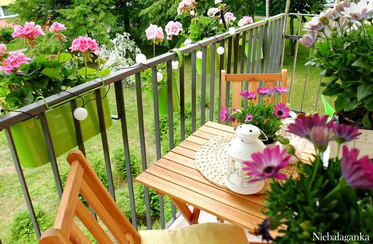 Terrace by Niebałaganka