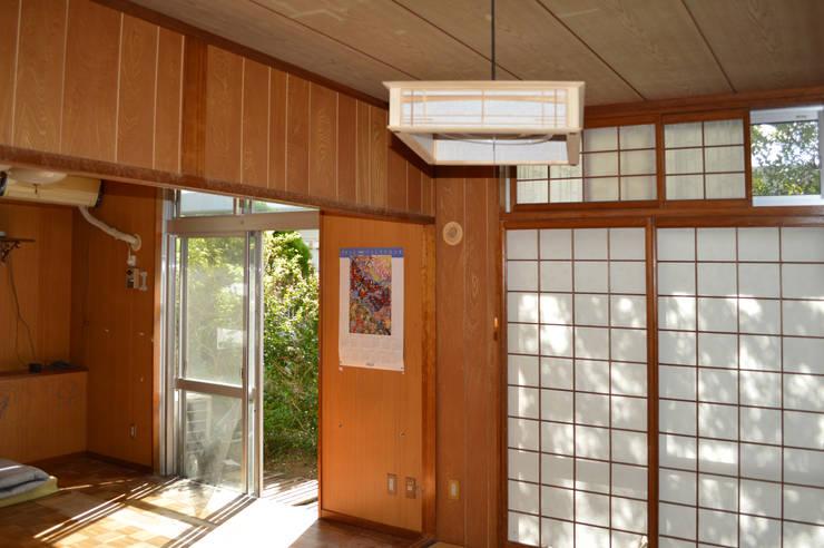 before  Living: アアキ前田 株式会社が手掛けたです。