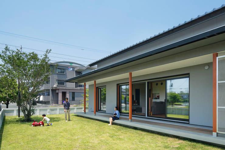 Rumah by アートレ建築空間 一級建築士事務所