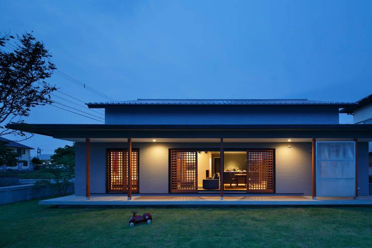 菊陽の家: アートレ建築空間 一級建築士事務所が手掛けた家です。