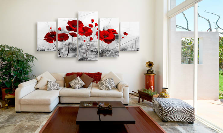 Walls & flooring by Bimago