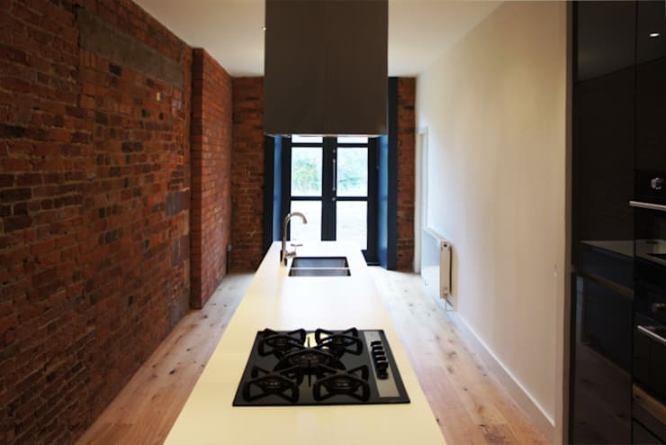 Bewsey Old Hall: modern Kitchen by Pearson Architects