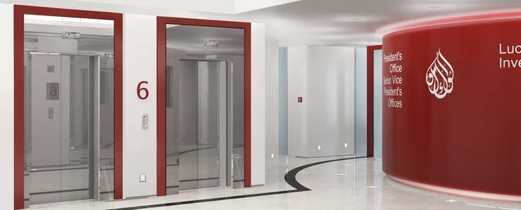 Офис: Офисные помещения в . Автор – Лаборатория дизайна интерьера