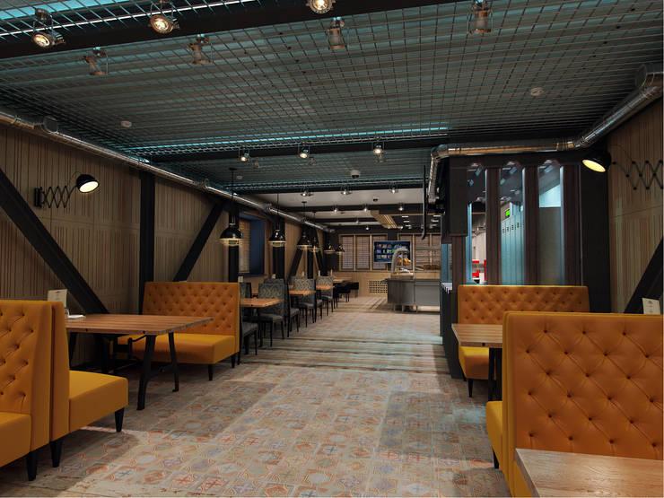 Кафе: Столовые комнаты в . Автор – Шамисова Анастасия