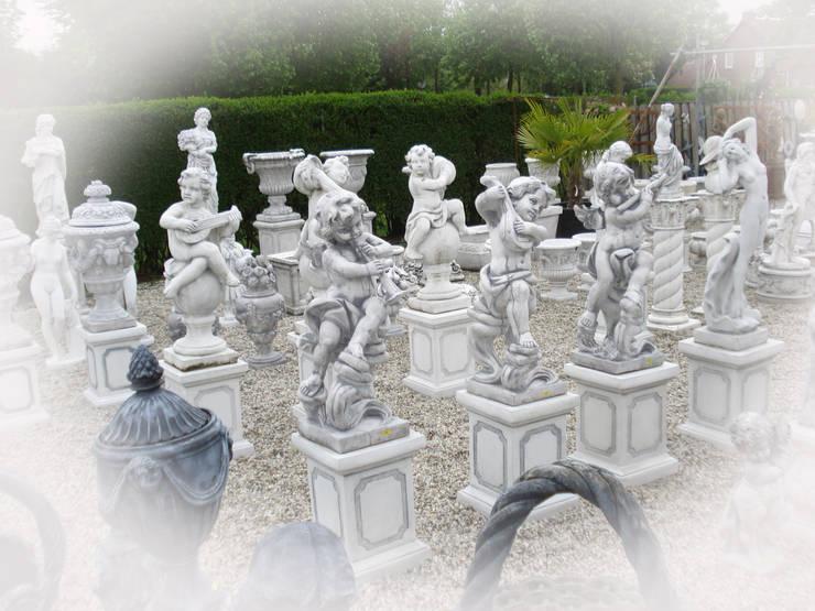 Tuinbeelden 018:  Tuin door Tuindecoratie Jose