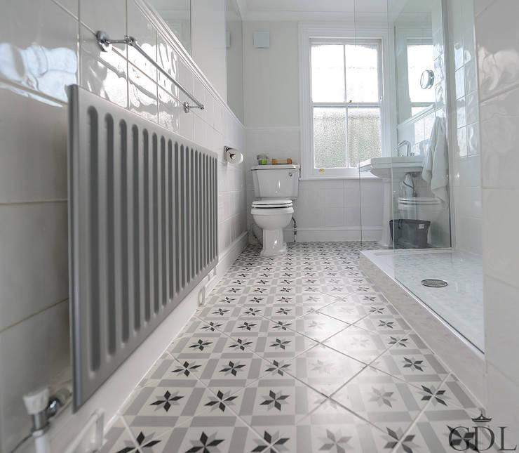 The Broadway, SW19 - Extension & Bathroom Renovation: classic Bathroom by Grand Design London Ltd