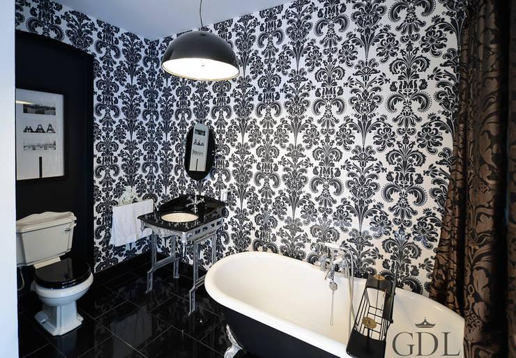 The Broadway, SW19—Extension & Bathroom Renovation: classic Bathroom by Grand Design London Ltd