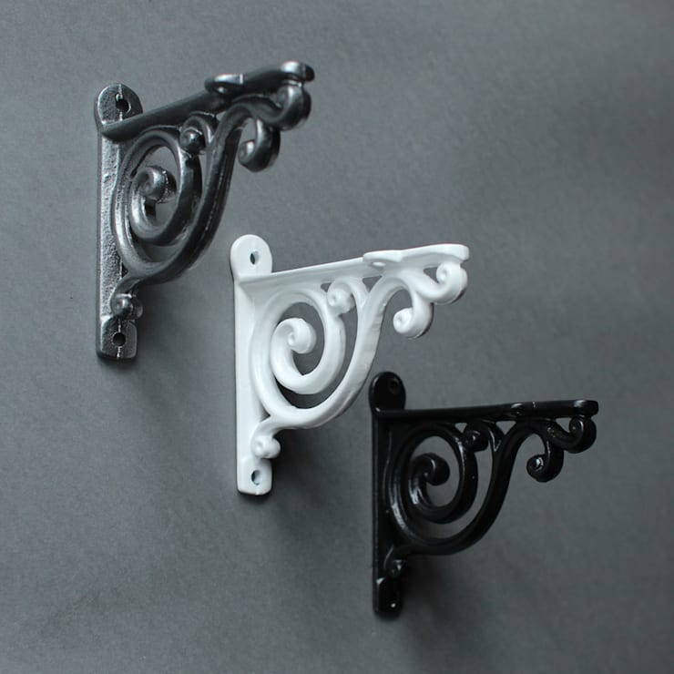 EDWARDIAN BRACKET · 4 INCH ·:  Household by Yester Home