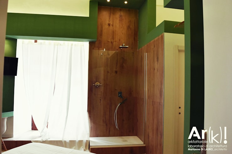 Bedroom by arkfattoriale