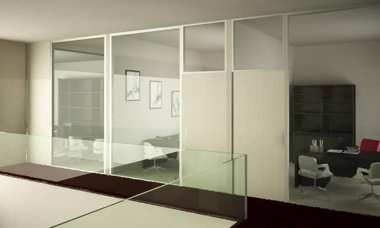 Editorial Raices (Render) :  de estilo  por Visual Concept / Arquitectura y diseño