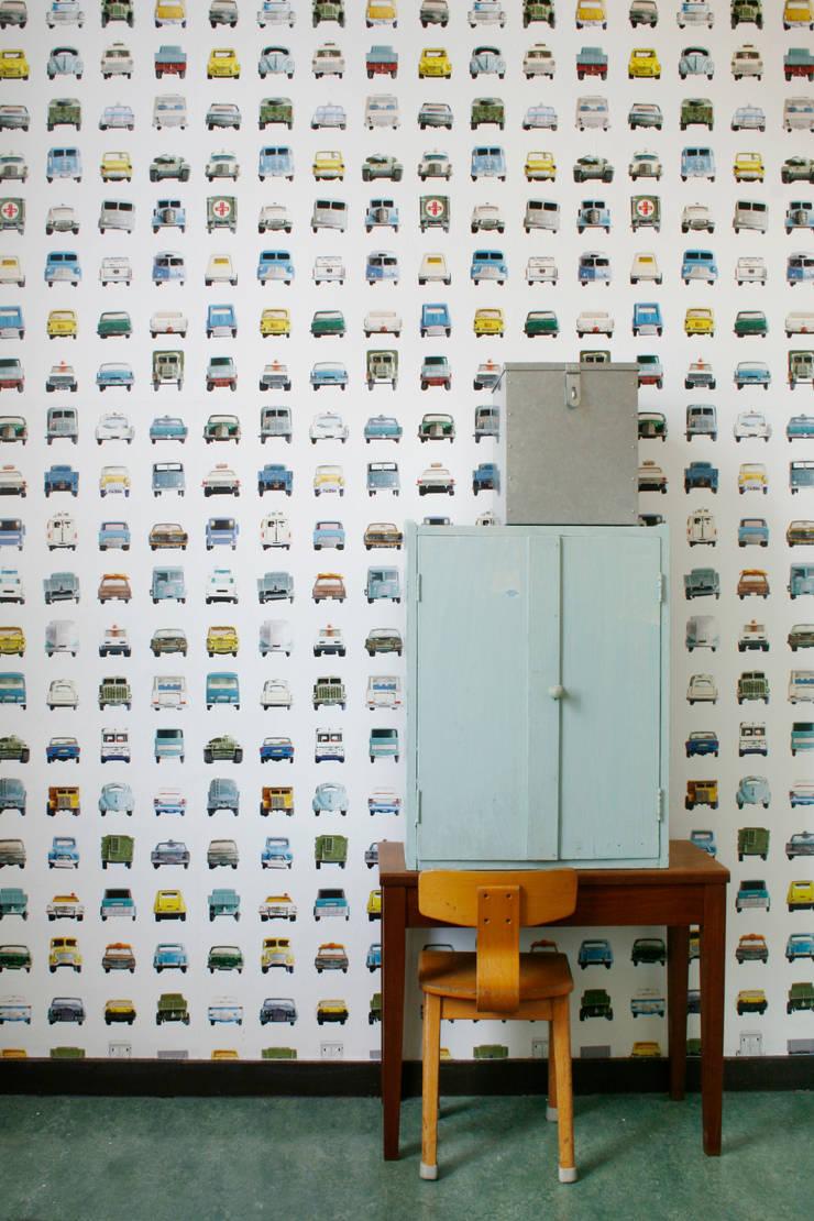 Hippe jongenskamer van Studio Ditte:  Kinderkamer door Felientje