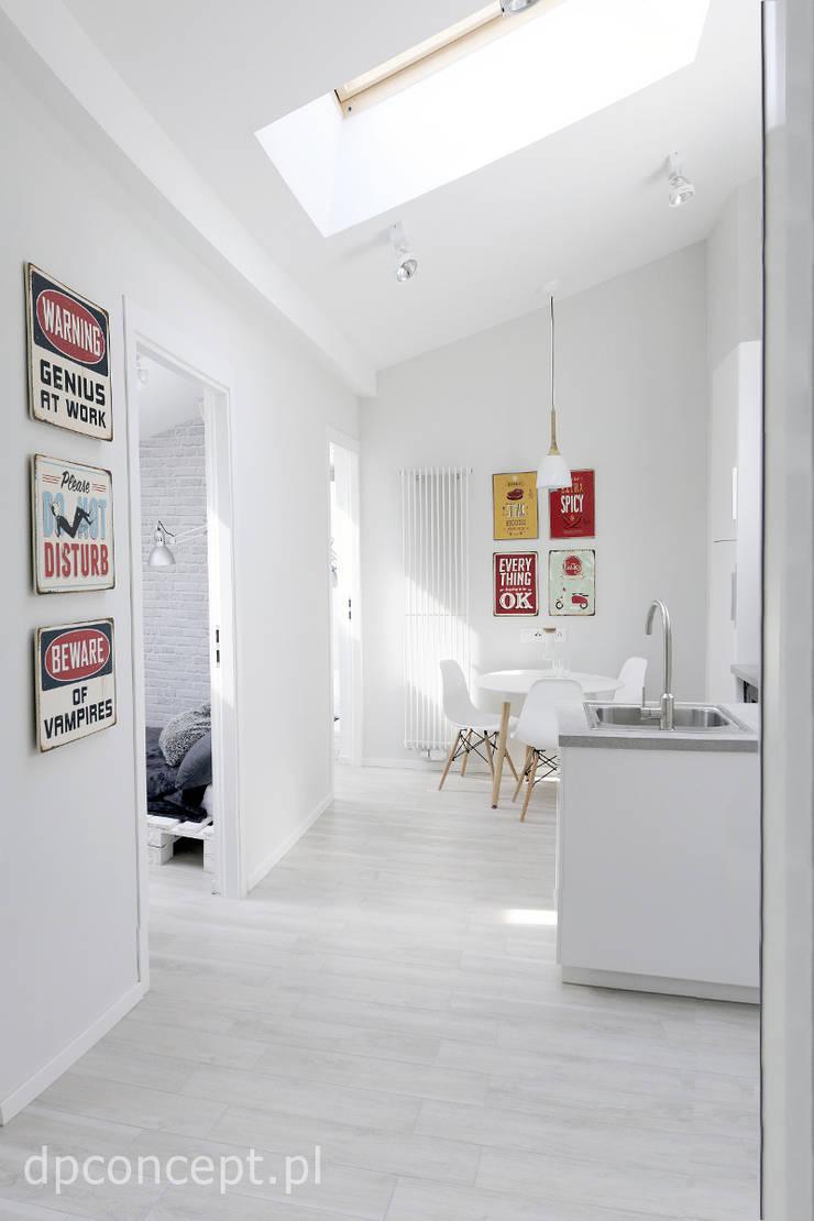 Skandinavische Küchen von DP Concept Skandinavisch