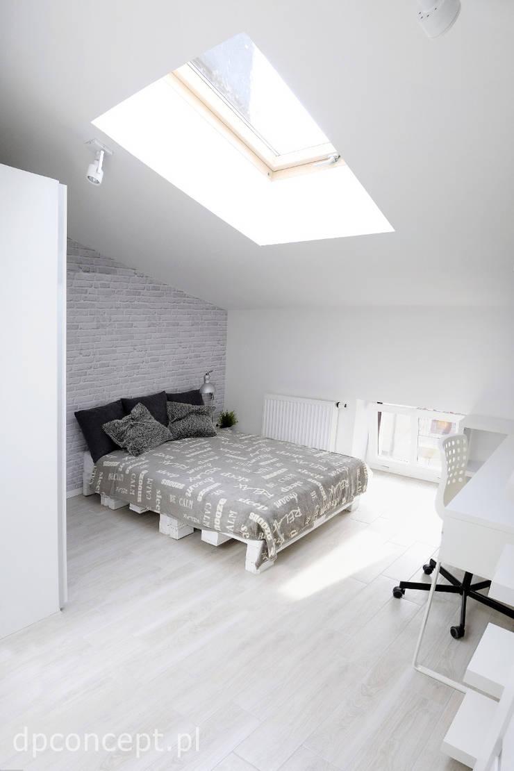 Chambre scandinave par DP Concept Scandinave