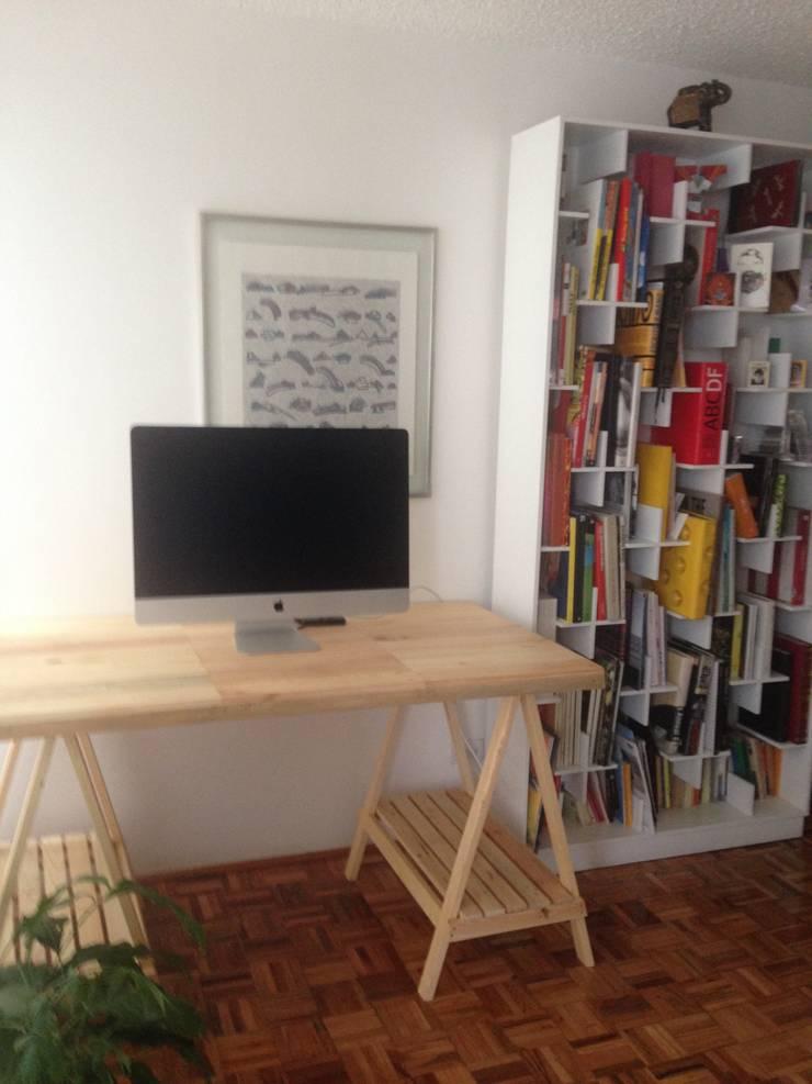 Mesas : Estudio de estilo  por d tarima