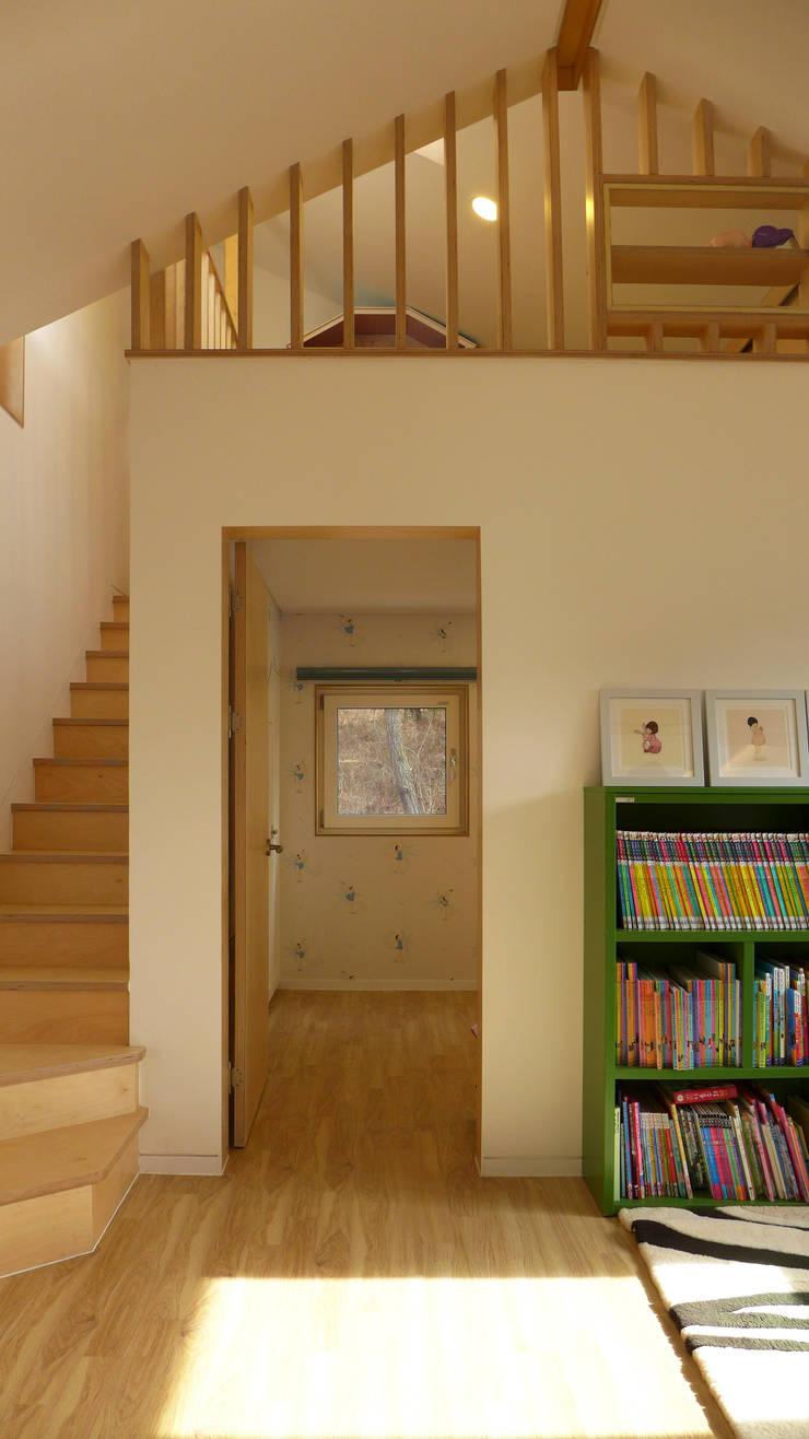은하수가 (Eunhasoo House): 삼간일목 (Samganilmok)의  아이방