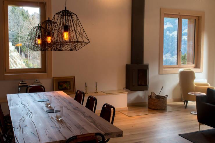 Salas de jantar escandinavas por RencontreUnArchi