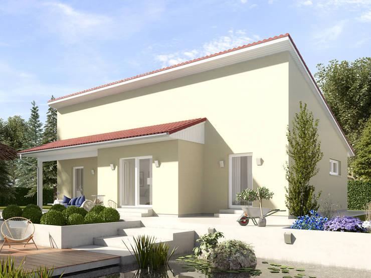 ProLife 89 Pultdach:  Häuser von ProHaus,Modern