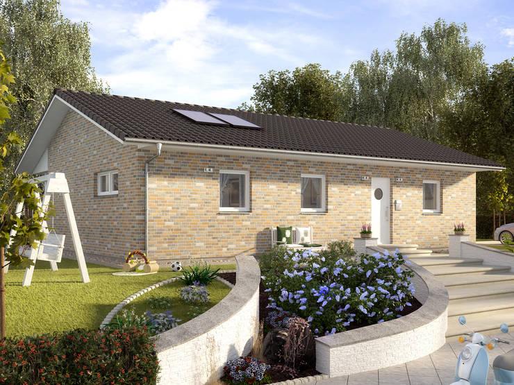 ProLife 89 Satteldach:  Häuser von ProHaus,Modern