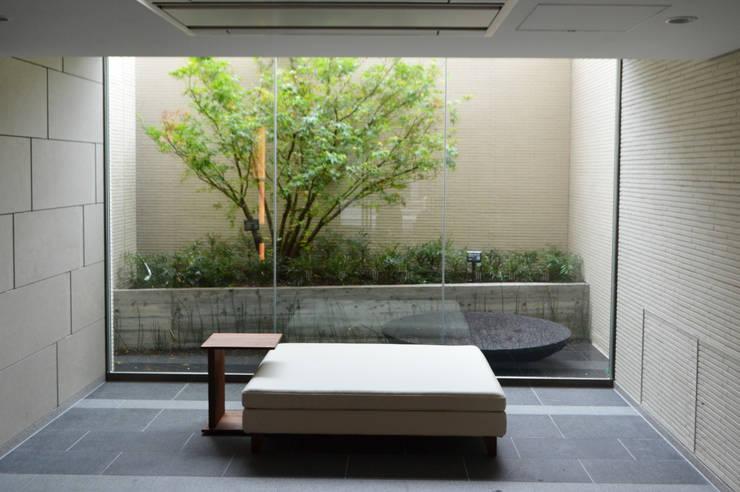 SPACE DESIGN – [ 北浦和マンション ]: 株式会社 3rdが手掛けた和室です。,モダン