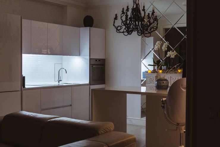 ЖК Крылатские Холмы: Кухни в . Автор – O-Deco Studio,