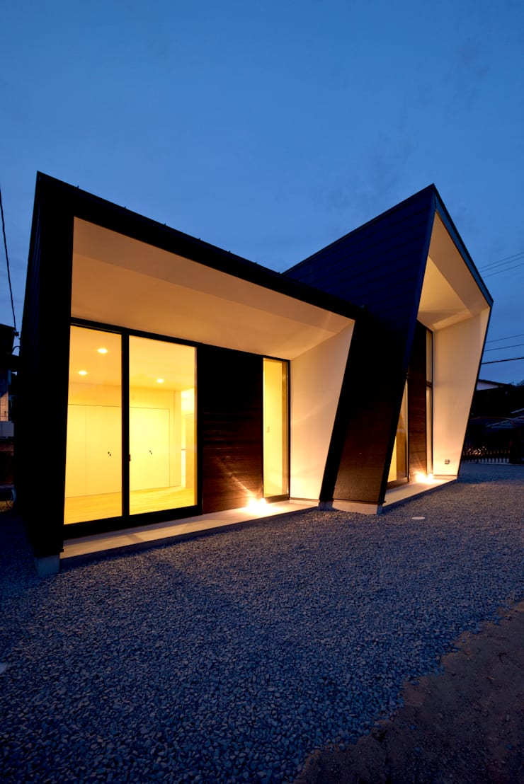 桜ヶ丘の家: 有限会社MuFFが手掛けた家です。