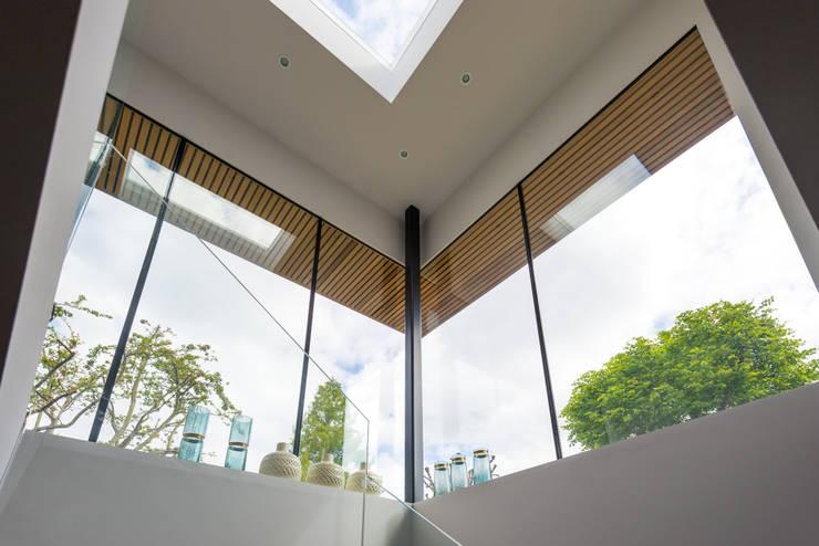 Projekty,  Okna i drzwi zaprojektowane przez The Chase Architecture